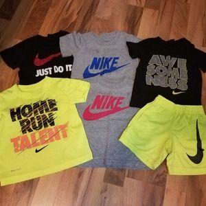 Nike Shirts & Tops - 2t Nike bundle